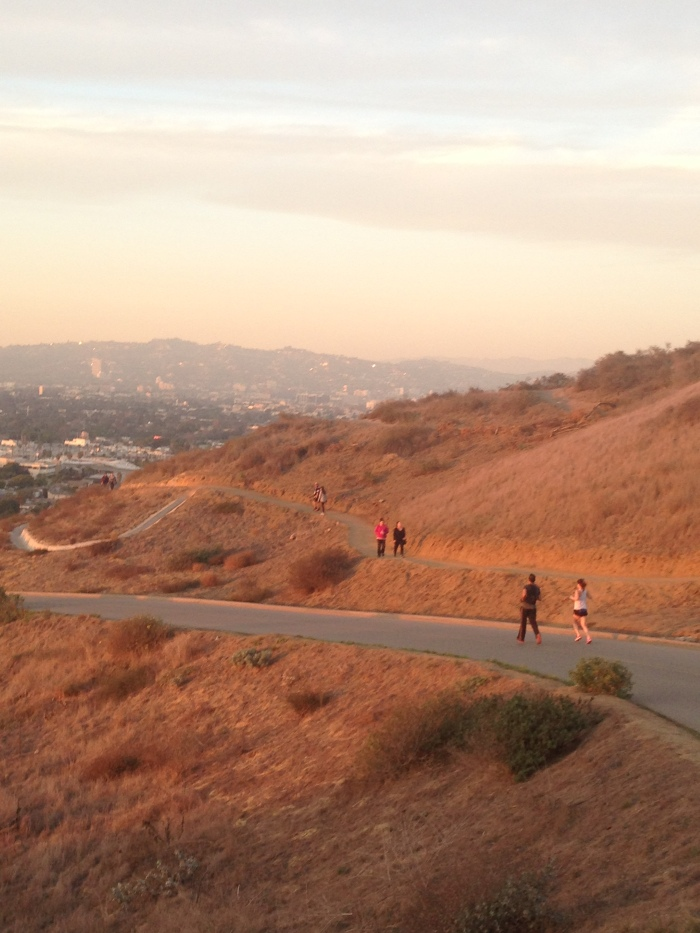 Baldwin Hills, Culver City, CA