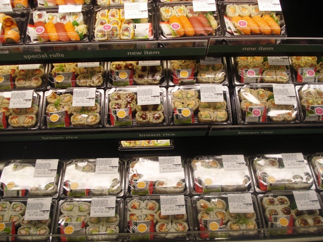 fresh-sushi-for-sale-at-whole-food-in-union-new-jersey